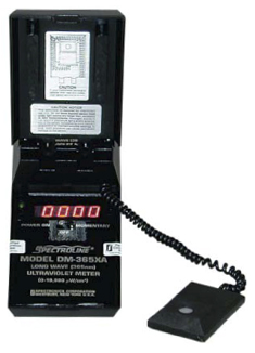 Digital Black Light Meter